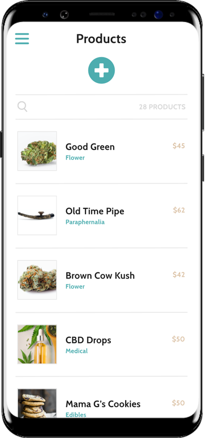 RollinNow and app to find marijuana products near your