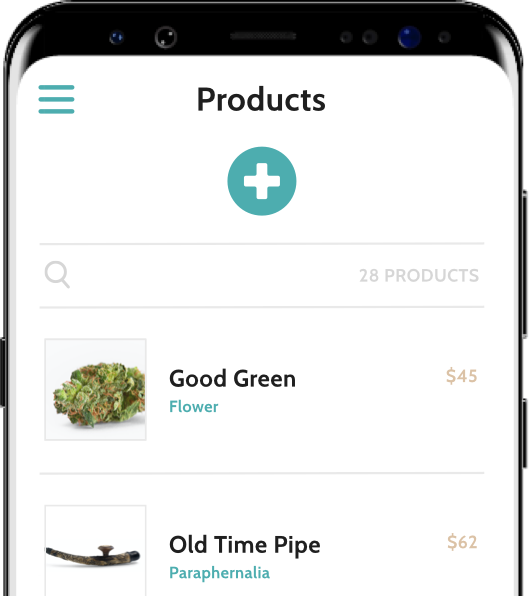 Find Marijuana products near you with the RollinNow app